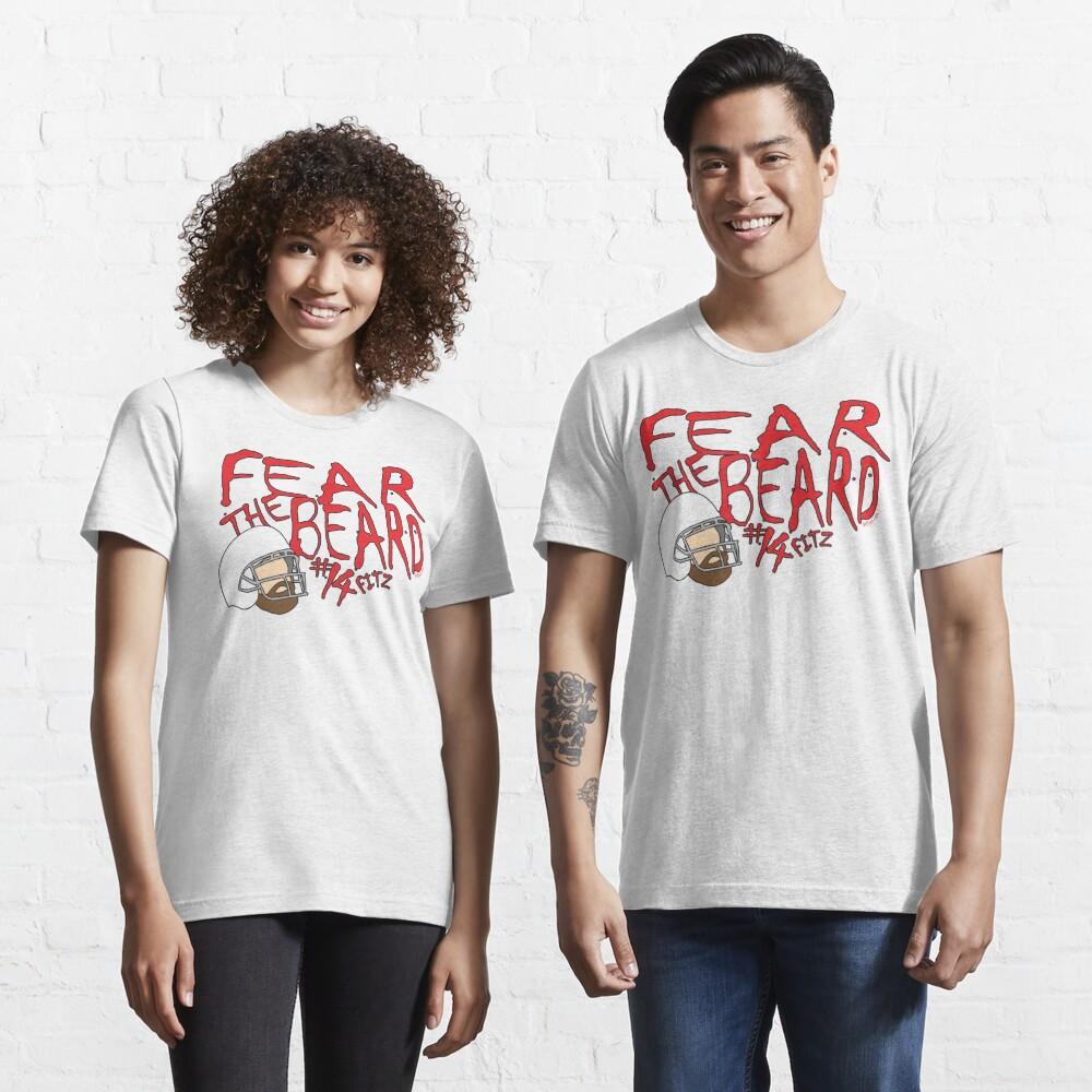 Fear The Beard - Ryan Fitzpatrick Essential T-Shirt