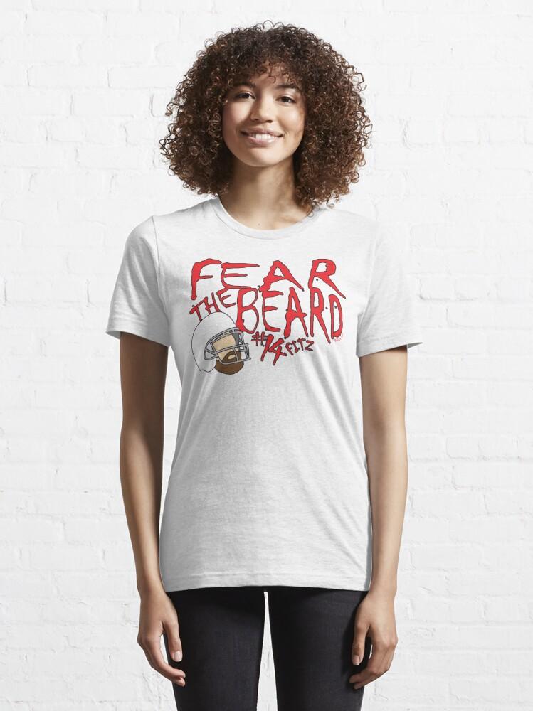 Alternate view of Fear The Beard - Ryan Fitzpatrick Essential T-Shirt