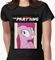 Lauren Faust's The Partying Women's Fitted T-Shirt