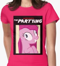 Lauren Faust's The Partying Womens Fitted T-Shirt
