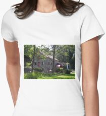 Grist Mill Womens Fitted T-Shirt