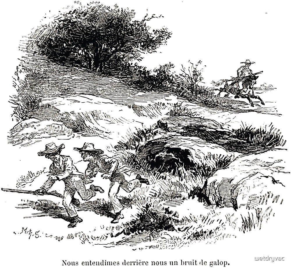 Achille Sirouy Mark Twain Les Aventures de Huck Huckleberry Finn illustration p123 by wetdryvac