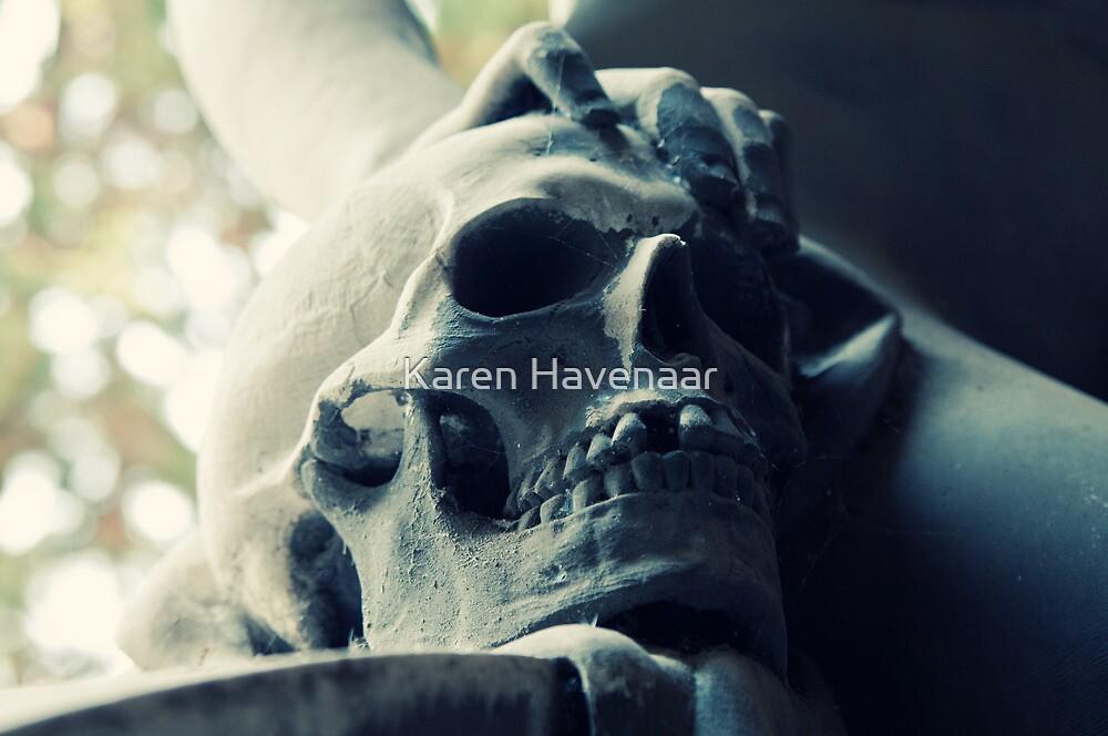 One tooth missing by Karen Havenaar