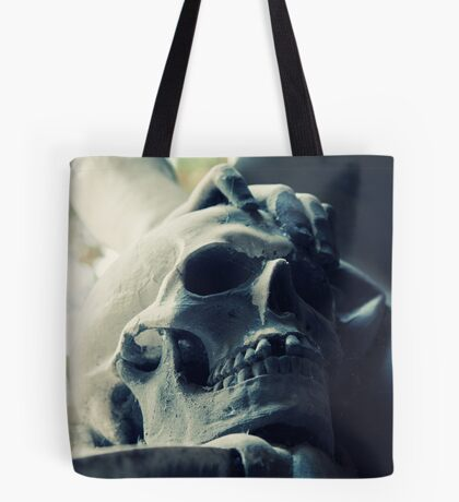 One tooth missing Tote Bag