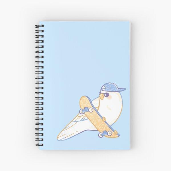 Coo Bird Spiral Notebook
