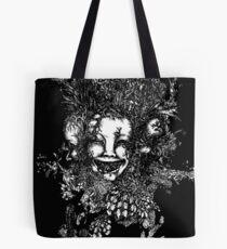 3 Faced Joker Tote Bag