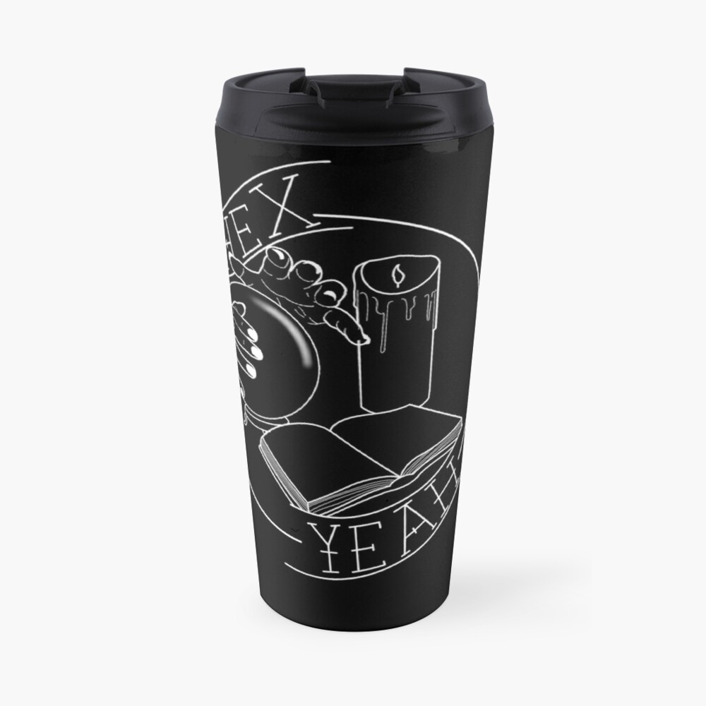 Hex yeah Travel Mug