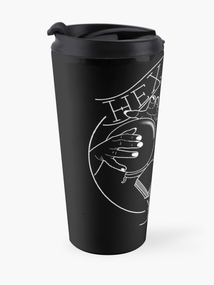 Alternate view of Hex yeah Travel Mug