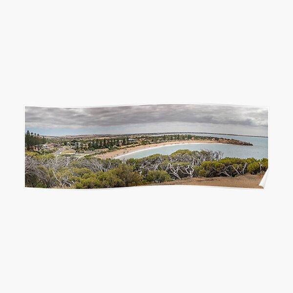Horseshoe Bay at Port Elliot Poster