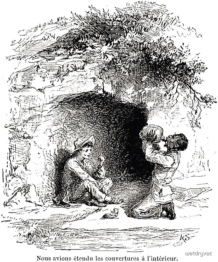 Achille Sirouy Mark Twain Les Aventures de Huck Huckleberry Finn illustration p063 by wetdryvac