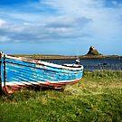 Island boat by cazjeff1958