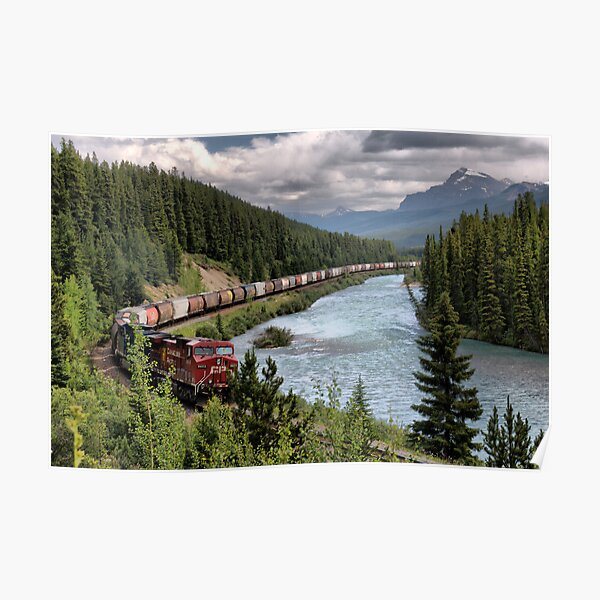 Canadian Pacific Railroad Poster