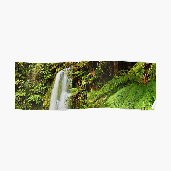 Beachamp Falls, Otways, Victoria, Australia  Poster