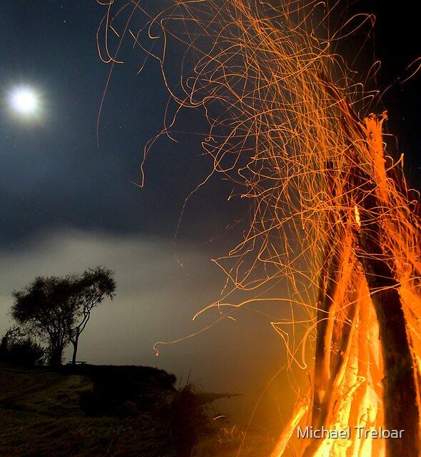 Dancing in the Moonlight  by Michael Treloar