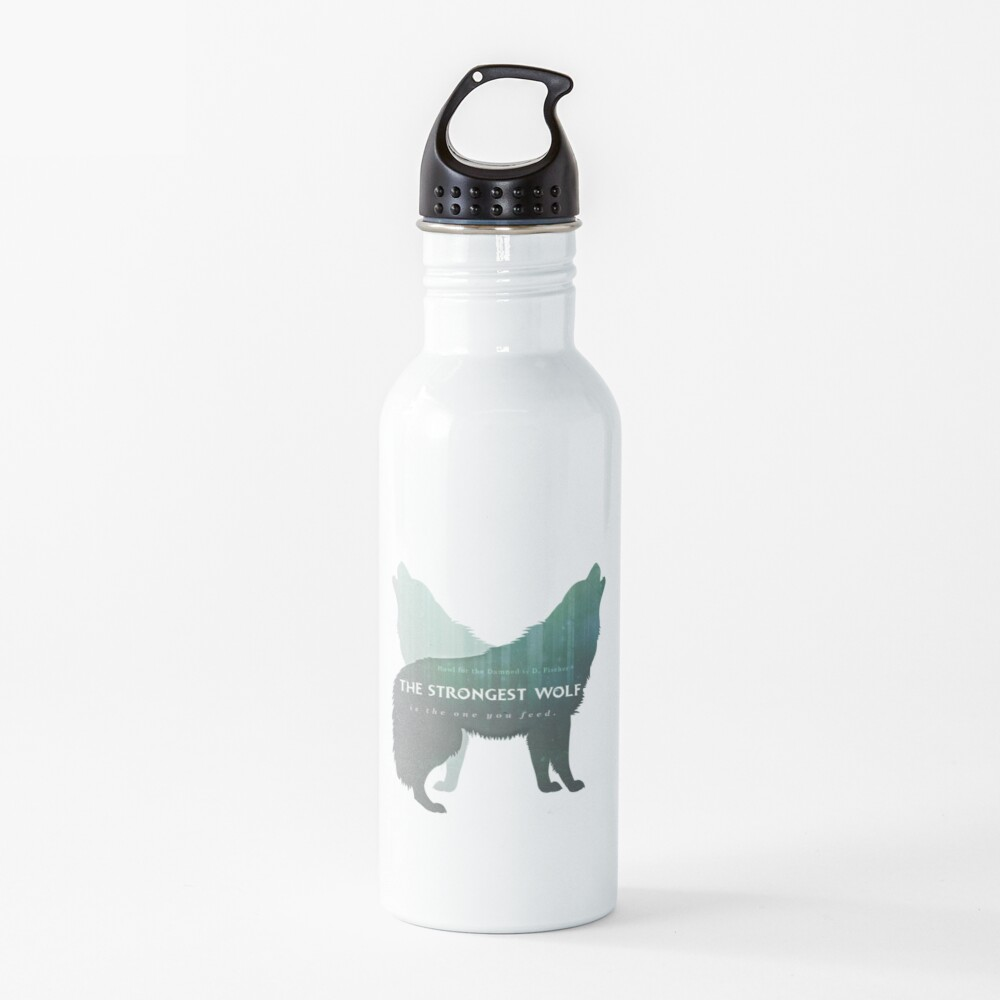 Howl for the Damned Water Bottle