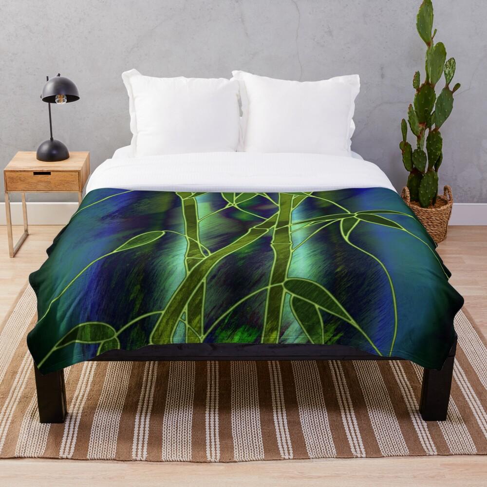 Bamboo Throw Blanket