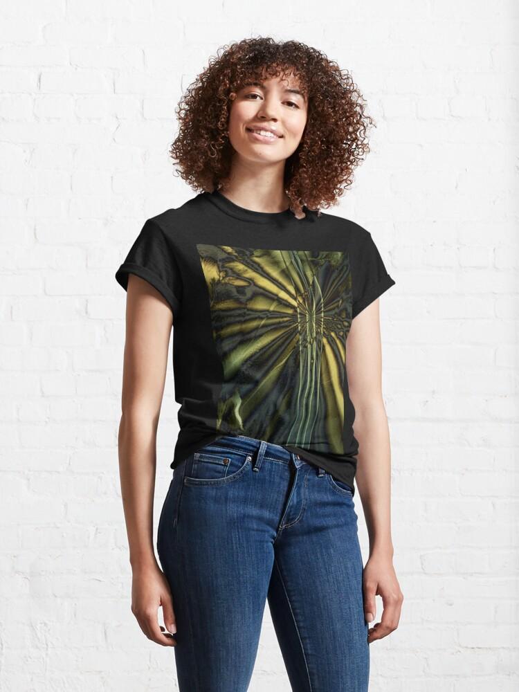 Alternate view of Event Horizon Classic T-Shirt