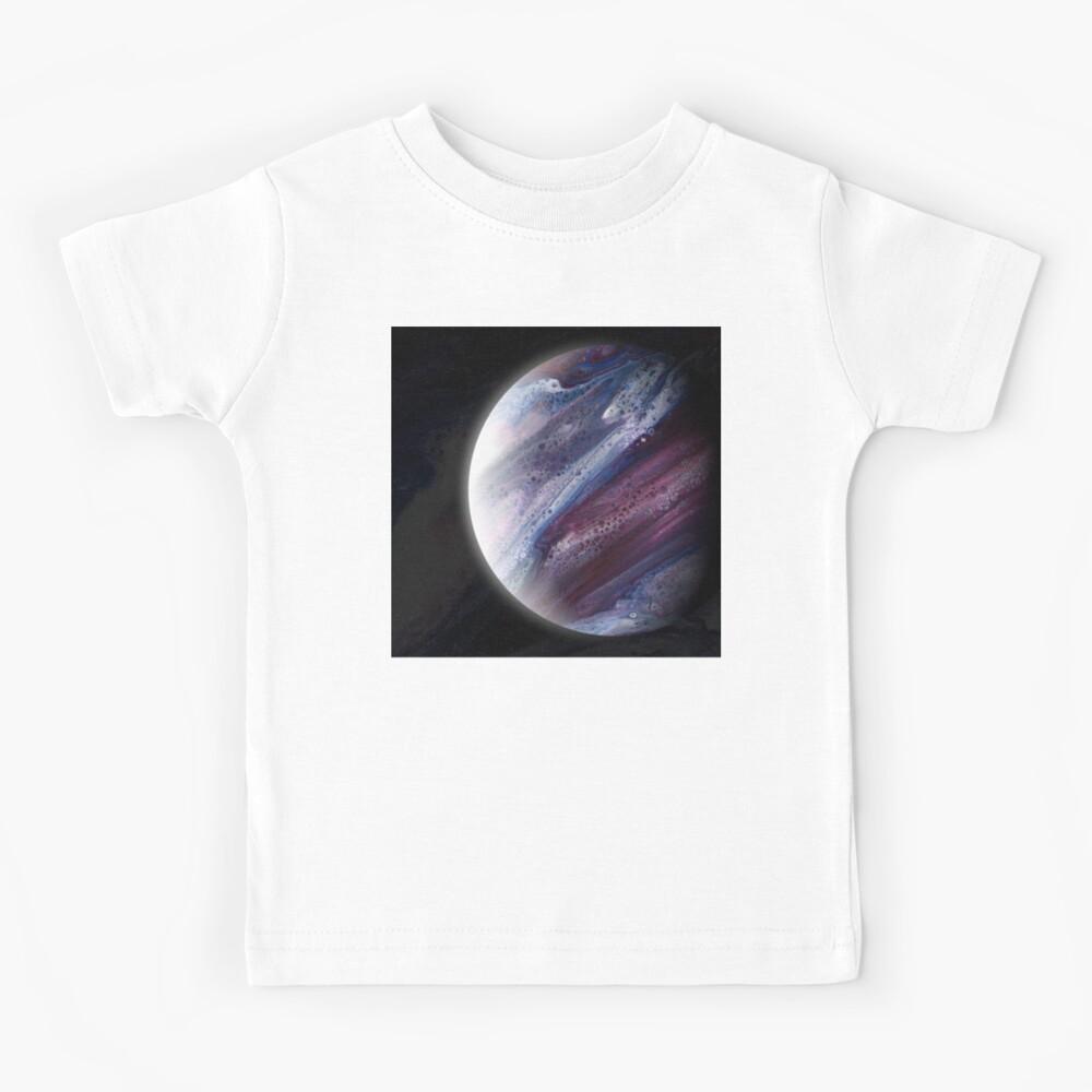 Planet Epsilon: Outer Space Art Kids T-Shirt