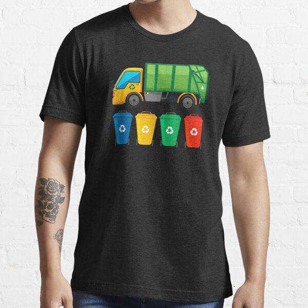 Garbage Truck Essential T-Shirt