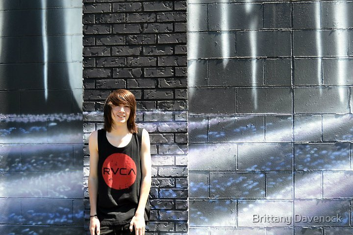 Brad Mutas 6 by Brittany Davenock