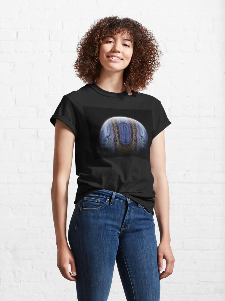Alternate view of Planet Theta Classic T-Shirt