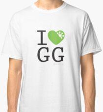 I love GG Classic T-Shirt
