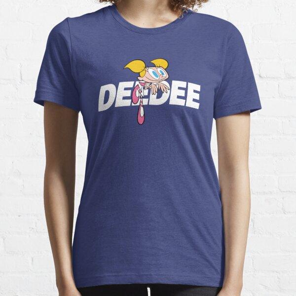 DEE DEE Graphic - Dexter's Laboratory Essential T-Shirt