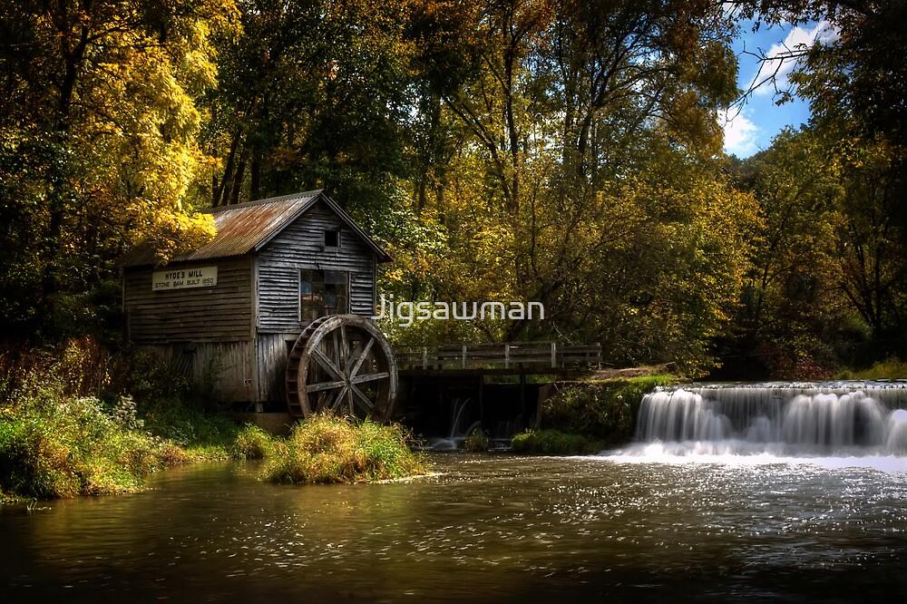 Autumn Whisper by Jigsawman