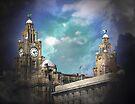 Royal Liver Building by Carol Bleasdale