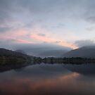 Dawn Over Grasmere by SteveMG