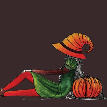 Halloween Girl by studinano