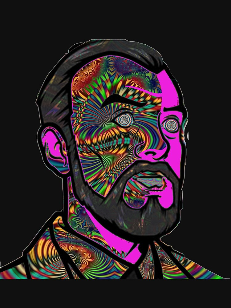 Psychedelic krieger by AlexanderFox