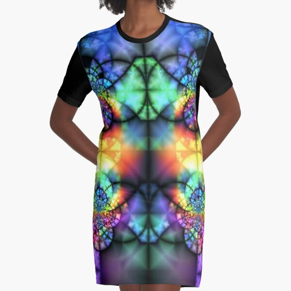 Rogues Gallery 46 Graphic T-Shirt Dress