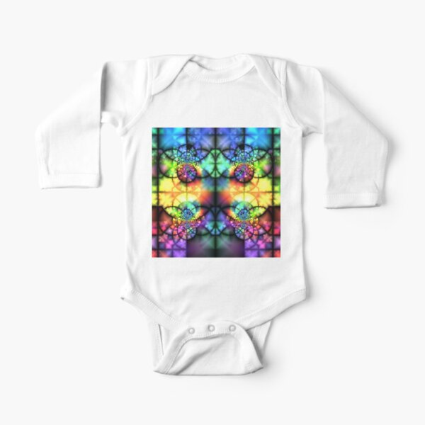 Rogues Gallery 46 Long Sleeve Baby One-Piece
