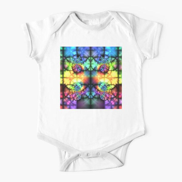 Rogues Gallery 46 Short Sleeve Baby One-Piece
