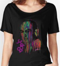 Albert Hoffman LSD Portrait Women's Relaxed Fit T-Shirt