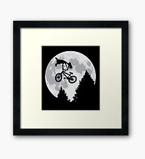 Cool E.T. Framed Print