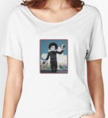 Edward Edward ScissorHands Hands Women's Relaxed Fit T-Shirt