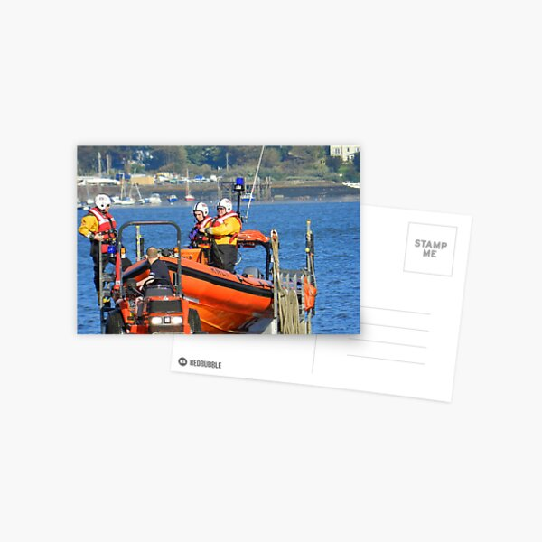 RNLI South Queensferry! Postcard