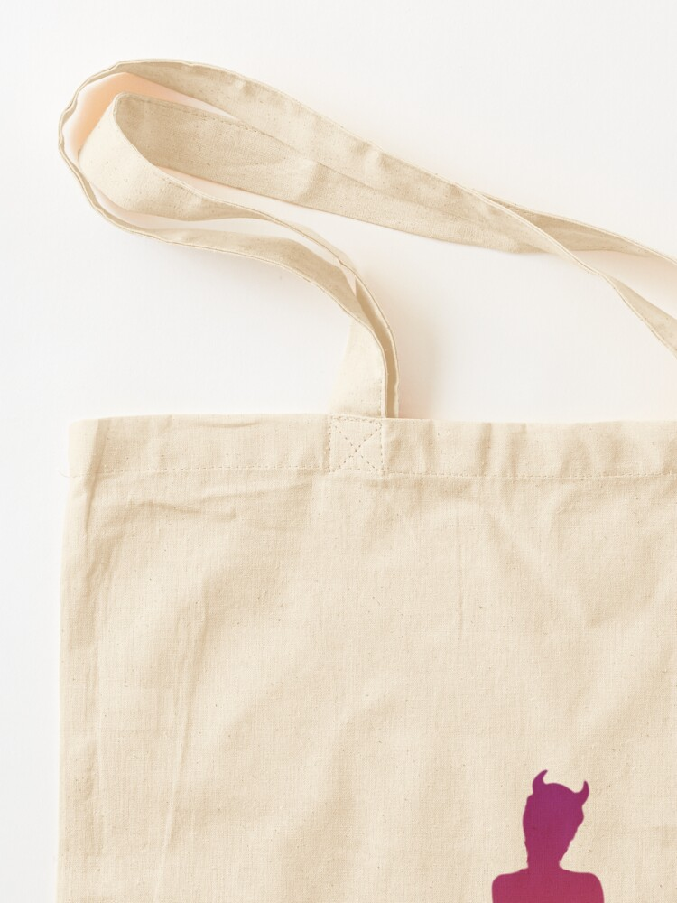 Alternate view of The Logo Of Selina Tote Bag