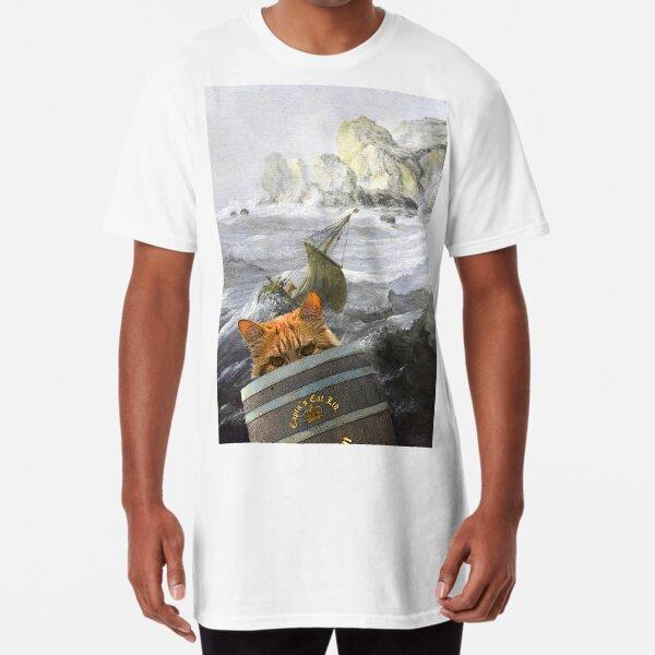 Rotbartsaga Motiv Cover Band 2 Long T-Shirt