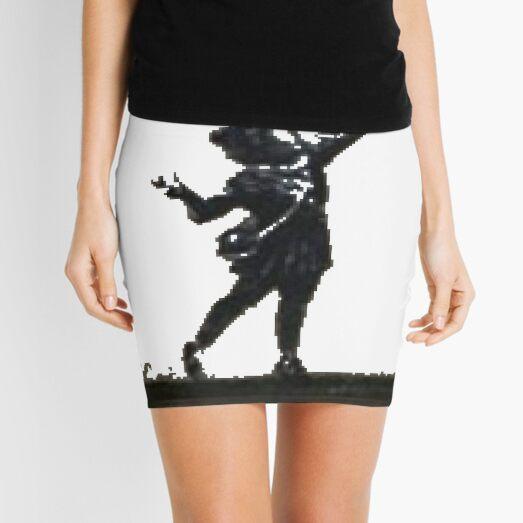 Banksy, Street Artist - Бэнкси, Уличный художник Mini Skirt