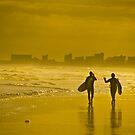 Surfer Dudes by J Jennelle