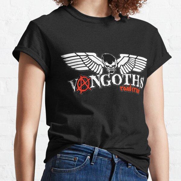 VanGoths RöadCrüe Logo Classic T-Shirt