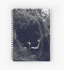 Natures Heart Spiral Notebook