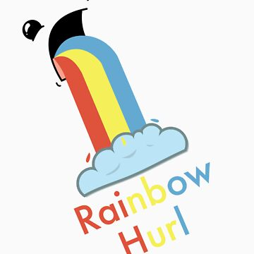 Rainbow Hurl by deMote