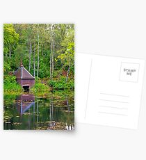 Loch Dunmore Boathouse Postcards