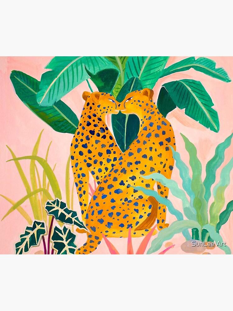 Cheetah Crush by sunleeart