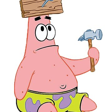 Patrick Star by TheCaminater