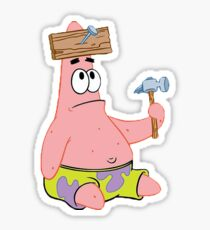 Patrick Star Sticker